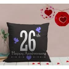 26th wedding anniversary 26th marriage anniversary gift for parents