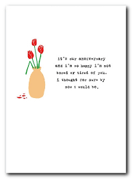 uncooked anniversary card i m so happy