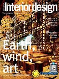 Interior Design Magazines Usa by January 2014 Interior Design Magazine
