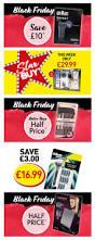 black friday deals park centre