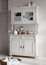 Antikes Esszimmer Buffet Buffetschrank Fichte Massiv Weiß Lackiert Sinada39 Designermöbel