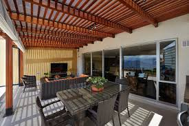 Outdoor Entertainment Center - 55 luxurious covered patio ideas pictures