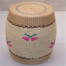 buy wicker ottoman and get free shipping on aliexpress com