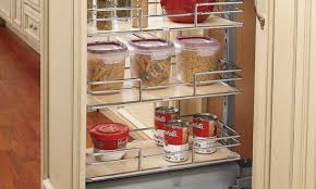 kitchen cabinet slide outs amusing cabinet organization interiors kitchen craft at pull out