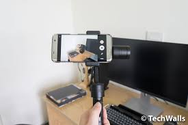 zhiyun z1 smooth c 3 axis smartphone gimbal review an