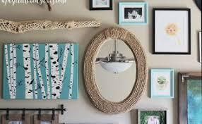 Diy Nautical Decor Diy Nautical Mirror Inspired By Hometalk
