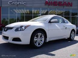 nissan altima qx3 paint 2010 winter frost white nissan altima 2 5 s coupe 28461614