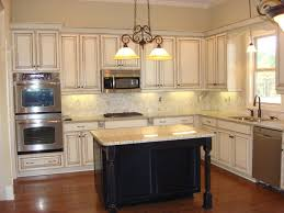 white antique kitchen cabinets antiqued kitchen cabinets white square shape island cream modern
