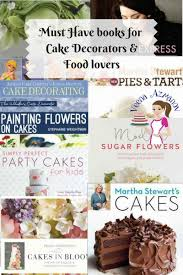 Cake Decorators My Favorite Cake Decorating Books Veena Azmanov