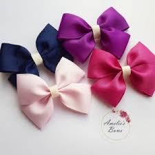 hair bows uk amelie s bows handmade hair hair bows