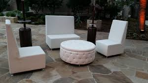 white lounge furniture dpc event services