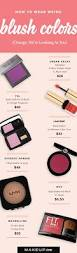 how to wear weird blush colors