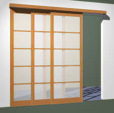 Closet Door Systems Sliding Doors 3 Tracks Fits Openings Less Than 102in Description