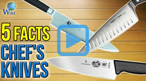 top 10 chef u0027s knives of 2017 video review