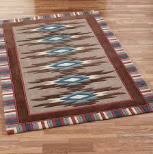 Southwestern Throw Rugs Rug Southwest Style Rugs Nbacanotte U0027s Rugs Ideas