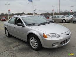 2002 chrysler sebring sedan lx related infomation specifications