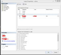 map login sql server how can i map a login to a database t sql not