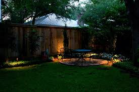 In Ground Landscape Lighting Orlando Landscape Design And Installation Ground Source