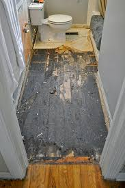 diy bathroom flooring ideas diy budget bathroom renovation reveal beautiful matters