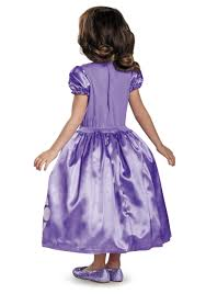 Halloween Costumes Sofia Deluxe Girls Sofia Chapter Dress