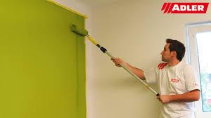 Youtube Wohnzimmer Streichen Wände Farbig Streichen Tipps Saubere Kanten Adler Youtube