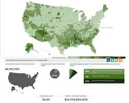 Map The United States by Blogorrhea Poverty And Obesity In America How They Map
