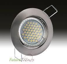 Wohnzimmer Lampe Ebay Led Einbaustrahler Spots Decke Leuchte 230v Gu10 Profitec Ebay