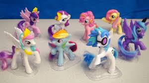 mcdonalds my pony 2014 friendship is magic happy meal