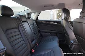 2014 Ford Focus Se Interior 2013 Ford Focus Se Ecoboost 1 6 Interior Rear Seats Picture