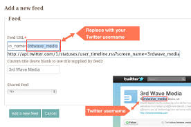 moodle theme api how to pull a twitter feed into moodle elearning themes