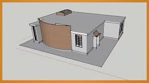 google sketchup modern house design 3d pinterest modern