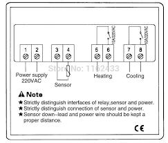 stc 1000 ac dc 12v temperature controller in temperature