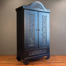 Black Armoire Armoire Recomeded Armoire Black For Home Black Armoire Wardrobe