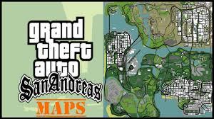 Mta Map Gta Sa Mta Reallife Server Maps Download Hd German Youtube
