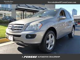 mercedes tysons 2008 used mercedes m class ml350 at mercedes of tysons