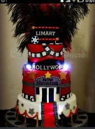 hollywood star cake cakes all occasion pinterest star