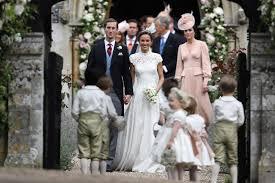 photo de mariage mariage de pippa middleton reine d un jour