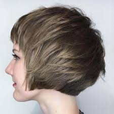 feathered bob hairstyles 2015 bob hairstyles best short feathered bob hairstyles for a round