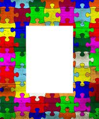 cornice per bambini 2011037 puzzle one kita