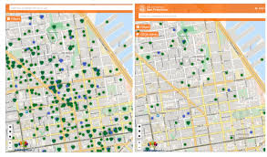 San Francisco Property Information Map by Map Shows Every Single Change Proposed In Your U0027hood U2014 The Bold