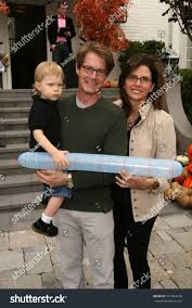 kyle maclachlan son callum lyon maclachlan stock photo 101064148