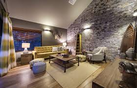 Interior Wall Cladding Ideas Living Room Architecture Designs Heavenly Interior Stone Wall