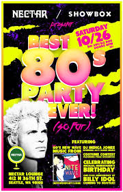 8o s best 80 s halloween party ever nectar lounge 80s cover band