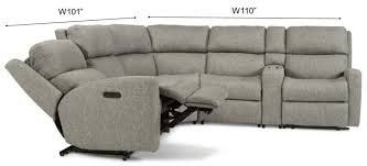 Black Microfiber Sectional Sofa Sofa With Chaise And Recliner Sectionals Sectional Large