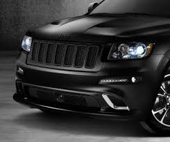 jeep srt8 grill 2013 black vapor alpine srt8 grand grill mopar