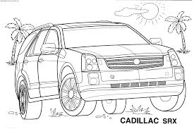 4x4 29 transportation u2013 printable coloring pages