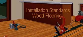 wood flooring installation guidelines the weinheimer