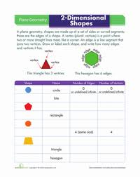 edges and vertices worksheet education com