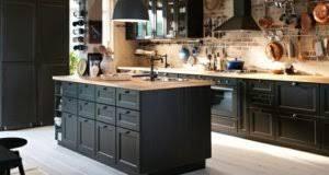 idee cuisine deco déco cuisine idée peinture carrelage couleur et meuble