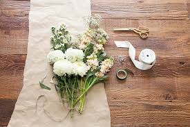 diy bouquet build your own wedding bouquet with this easy diy